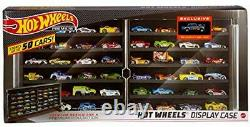 1/64 Scale Display Case Storage Cabinet Shelf with 1 Exclusive Vehicle Multi
