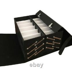 48 Slot Eyeglasses Sunglasses Storage Organizer Glasses Eyewear Display Case Box
