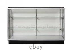 60 Extra Vision Showcase Display Case Store Fixture Knocked Down #KD5G