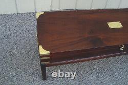 61198 Mahogany HENKEL Harris Gun Storage Cabinet Bench
