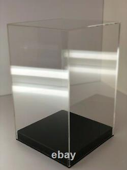 Acrylic Display Box Collectible Display Case Clear Store Display 12x12x18
