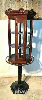 Awesome Revolving Tower Showcase/Display, Country / General / Mercantile Store