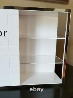 Christian Dior Dior Sunglasses Accessories Store Display Case Large RARE