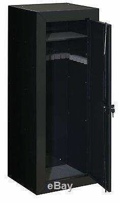 Gun Safe Cabinet 22 Rifles Storage Locker Shotgun Firearm Pistol Lock Shelf Rack