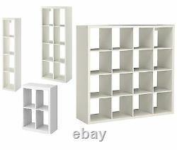 IKEA Display unit Shelf Storage Bookcase or Shelving With Drona Box Insert
