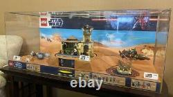 Large Lego Speed Champions Retail Store Display Case 75910 75908 75909 75899