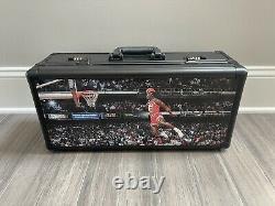 Michael Jordan card storage case Graded Slabs BGS/PSA Slab Protector Read