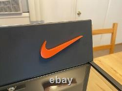 Nike Store Glass Display Case Advertising