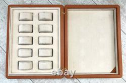 OMEGA Swiss Professional Store 10 Watch Collector's Display Case EXTRA LARGE