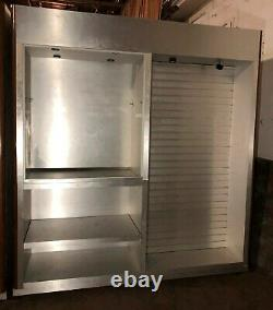 TALL STORE RETAIL DISPLAY CASES CASE (1 to 6)