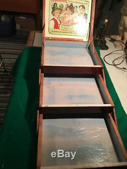 Vintage Advertising Hohner Harmonica Store Display Case