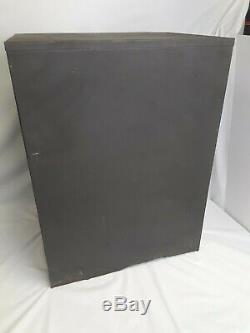 Vintage Antique South Wind Heater Metal Parts Cabinet Tool Tray Box Original