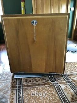 Vintage Case XX Knife General Store Counter Display Locking Case