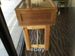 Vintage DISPLAY case originally Richardsons Trading Post first arizona store