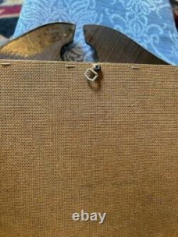 Vintage Wooden Pipe Display Storage Cabinet Case Sherlock Holmes